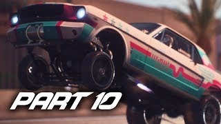 Need For Speed Payback Gameplay Walkthrough Part 10 - DRAG RACE (Full Game)