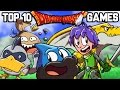 Top 10 Dragon Quest Games | The Completionist