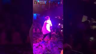 Marwa Loud En Plain Concert 💙
