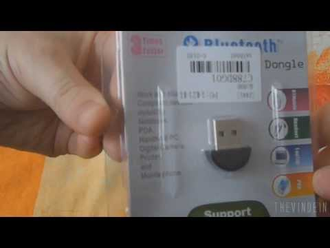 Bluetooth V2.0 Dongle Wireless Adapter