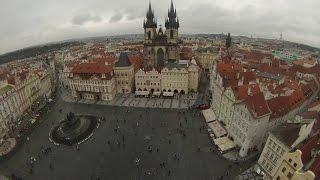 Backpacking Europe 2014 (6/7): Prague, Czech Republic