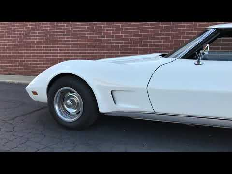 Video of '73 Corvette - GBUR