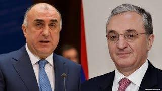Встреча министров Азербайджана и Армении, 11 июля, Брюссель