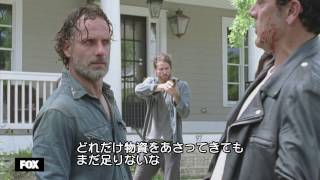 【ウォーキング・デッド】第8話:インタビュー