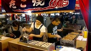 How to make Takoyaki - Richmond Summer Night Market