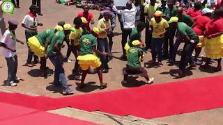 Top 2017 political dances in Zimbabwe. #263Chat