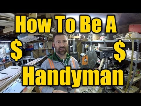 How To Be A Handyman Episode 1| THE HANDYMAN | - YouTube