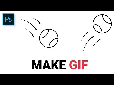 How To Create GIF In Photoshop - Quick And Easy