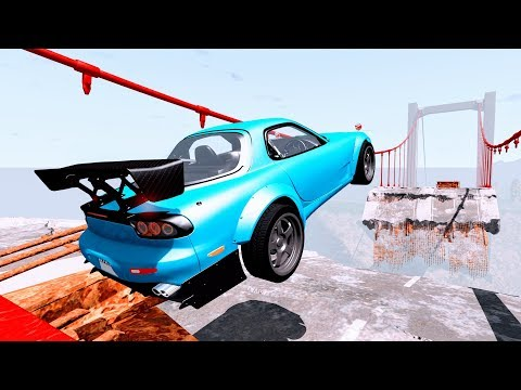 Epic High Speed Jumps #69 – BeamNG Drive | CrashBoomPunk