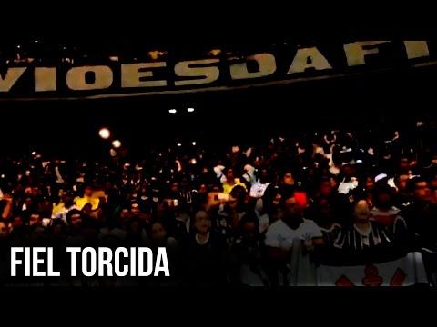 Fiel Torcida | Os corinthianos na Arena Fonte Nova