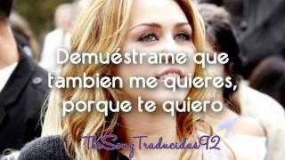 Breathe On Me - Miley Cyrus [Traduccion Español]