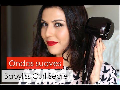 Babyliss Curl Secret: ondas suaves en media melena