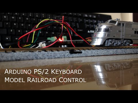How To Interface a PS2 Keyboard With Arduino - смотреть