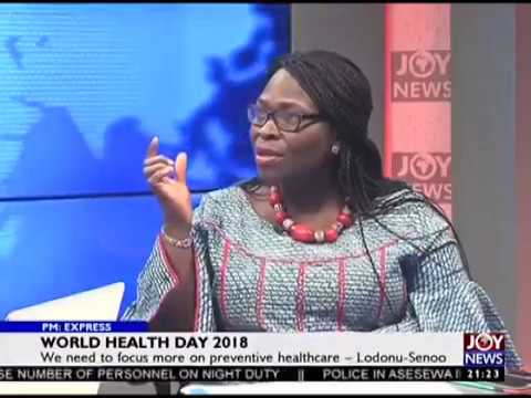World Health Day 2018 - PM Express on JoyNews (6-4-18)