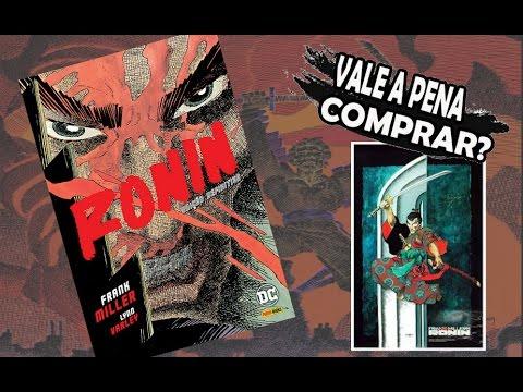 Ronin - Edição Definitiva por Frank Miller