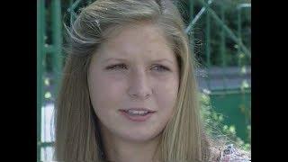 Приемная девочка приехала из Америки посмотреть на родной Томск