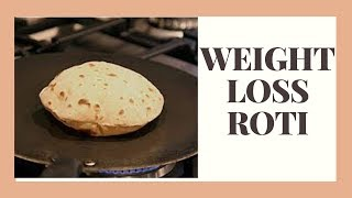 Super Weight Loss Roti | Lose 5 Kg in 15 days | Multigrain Weight Loss  Roti Recipe | Pooja Luthra