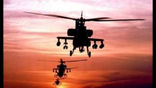 Helicopteros Militares (Música de Lobo del Aire)