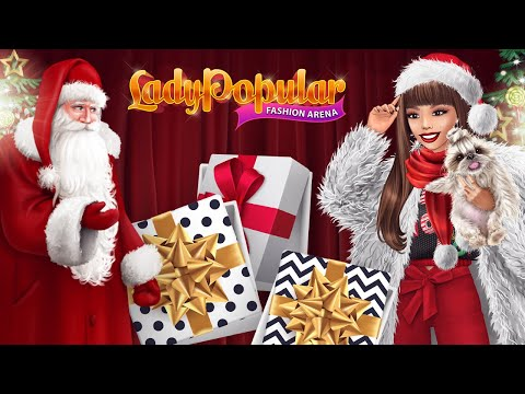 All I Want for Christmas is in Lady Popular