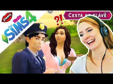 NEBUĎ DRZEJ NA ELENU, NEBO TĚ SNÍ! ● The Sims 4 - UPÍŘÍ DENÍKY 27