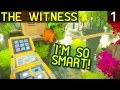 The Witness Part 1 Exploring an Island Full of Puzzles This Game is AMAZING