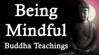 Lord Buddha Teachings Help You Live Mindful Life - Buddha Quotes - Buddha - Buddhism - Gautam Buddha