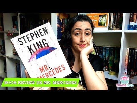 Review | Mr. Mercedes de Stephen King | Thaisa Lima
