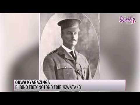 OBWA KYABAZINGA; Biibino ebitonotono ebibukwatako