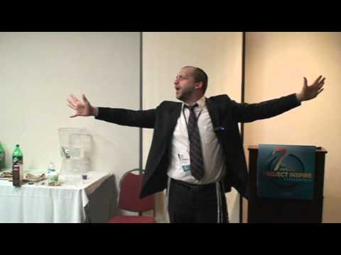 Rav Gav Friedman: Anger Management - Project Inspire Convention 2016