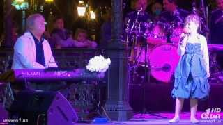 Анна Ткач на Open air Odessa JazzFest' 2013 (HD)