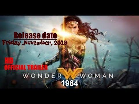 Wonder Woman 2 Official Teaser Trailer 1# 2019  - Gal Gadot, Patty Jenkins