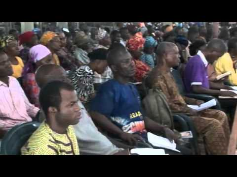 The Wise and the Foolish Virgins By Pastor. W.F. Kumuyi