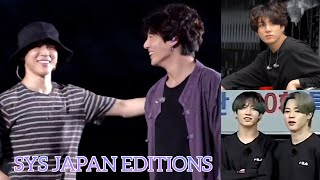 JIKOOK MOMENTS ( SYS JAPAN EDITIONS, RUN BTS EP100 & MORE) 200409-200414