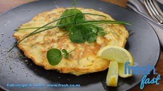 FreshFast NZ Whitebait Fritters