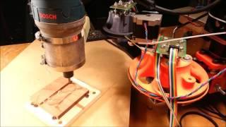 3D Contour Milling