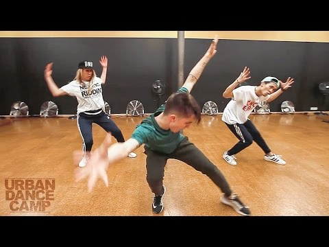 """It Won't Stop"" (Remix) :: Joseph Tsosh ft. Baiba Klints (Dance Choreography) :: URBAN DANCE CAMP URBAN DANCE CAMP  URBAN DANCE CAMP"