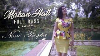 Download lagu Novia Puspa Dj Angklung Fullbass Makan Hati Mp3