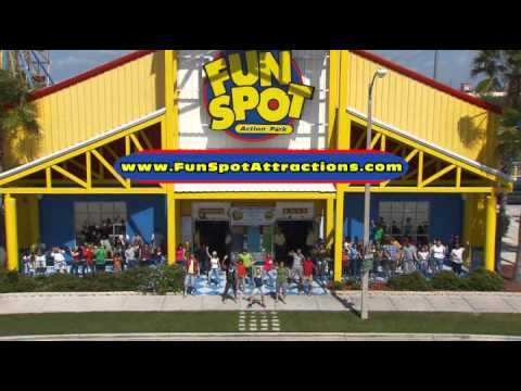 Fun Spot Orlando Great Deals 13 For Unlimited Go Kart