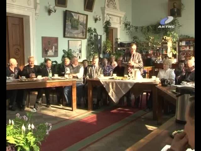 Презентация книги Юрия Толмачева прошла в библиотеке АНХК