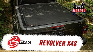 In the Garage Video: BAK Industries Revolver X4s Hard Rolling Truck Bed Cover