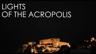 Lights of the Acropolis