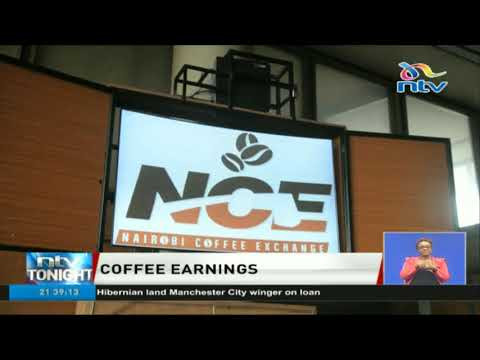 Kenya makes Ksh 13.2Bn from coffee sales in the 10 months to July 2018