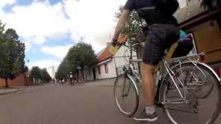 preview picture of video 'Supraśl i Puszcza Knyszyńska wycieczka rowerowa z przewodnikiem'