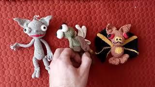 DIY Crochet Toys - Ugly Dolls  My  Amigurumi Colection