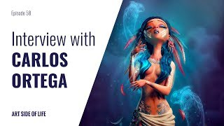HOW TO LEARN 3D BY YOURSELF -WITH CARLOS ORTEGA ELIZALDE (EP.58)