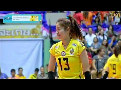 Nootsara Tomkom (นุศรา ต้อมคำ) - BEST SETTER Women's VNL 2019