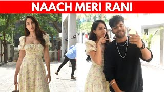 Guru Randhawa , Nora Fatehi's New Song  'Naach Meri Rani' | Latest Video