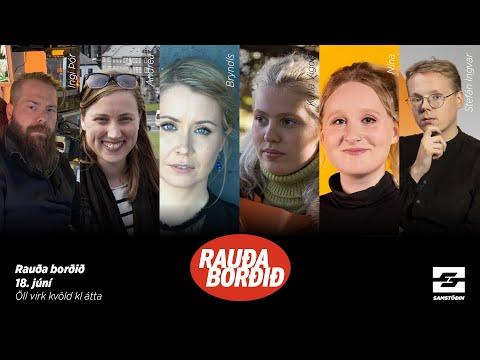 Rauða borðið: Sjó- og showmennska