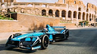 Rome Preview - ABB Formula E Arrives In Italy
