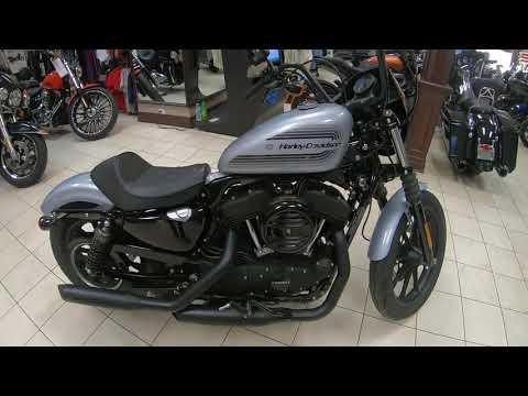 2020 Harley-Davidson Sportster Iron 1200 XL 1200NS